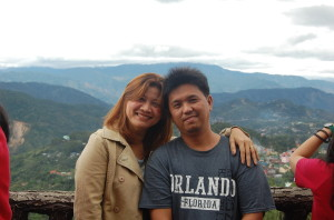 Baguio, Christmas, Mines View